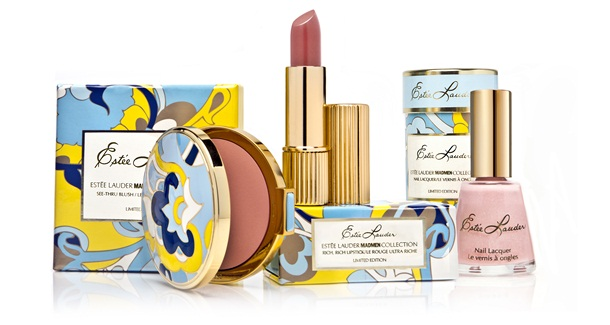 Estee Lauder Mad Men Collection Spring 2013