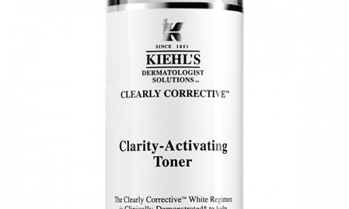 Kiehl's Clearly Corrective Toner Coming Soon