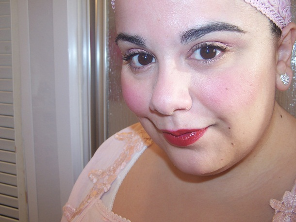 NARS Satin Lip Pencil FOTD