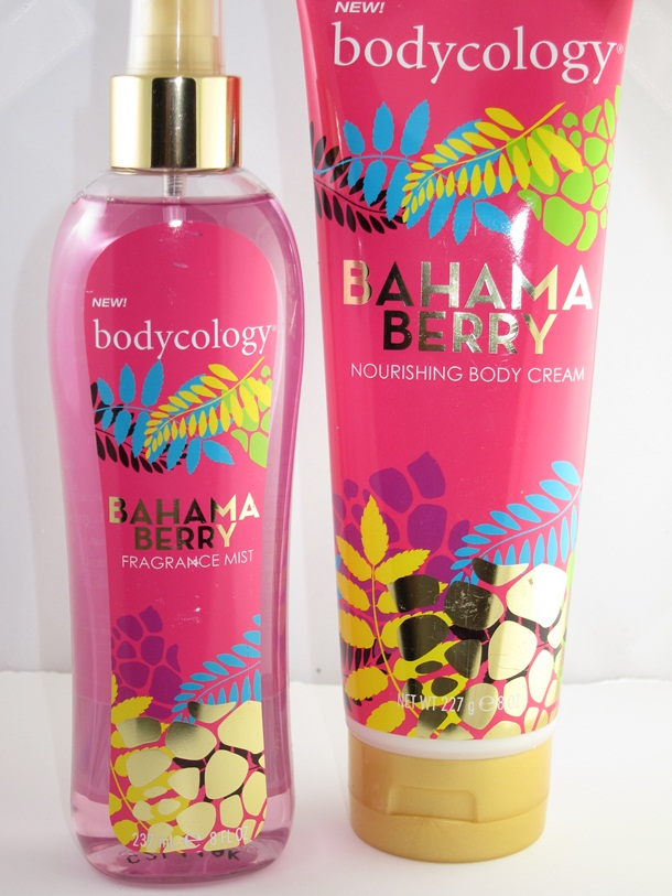 Bodycology Bahama Berry Fragrance Mist