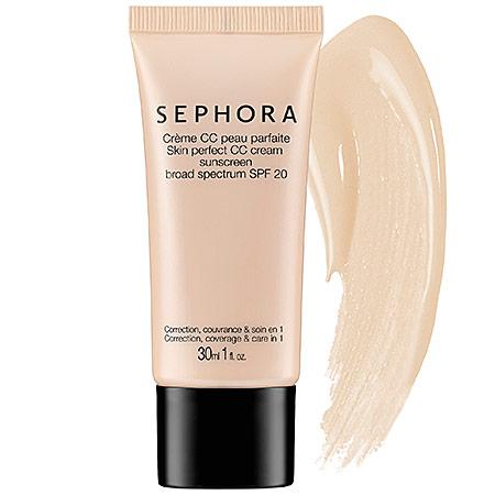 Sephora Skin Perfect CC Cream Summer 2013