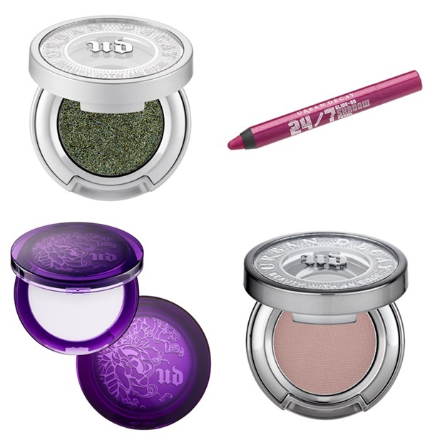 Urban Decay Summer 2012 Collection