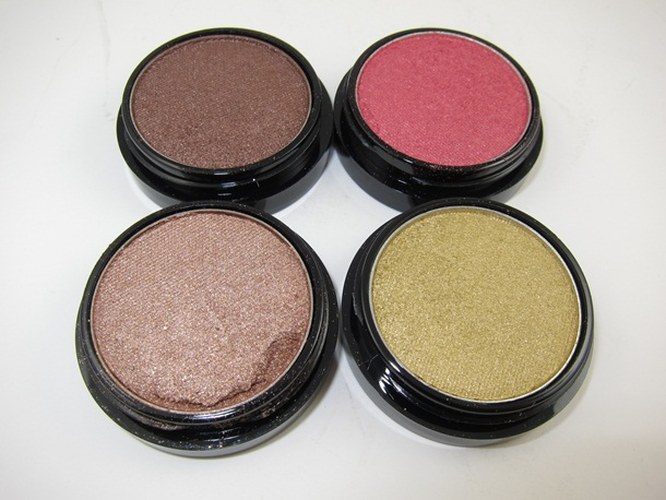 Covergirl Flamed Out Shadow Pots