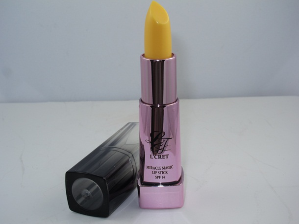 Lioele L'cret Miracle Magic Lipstick 3