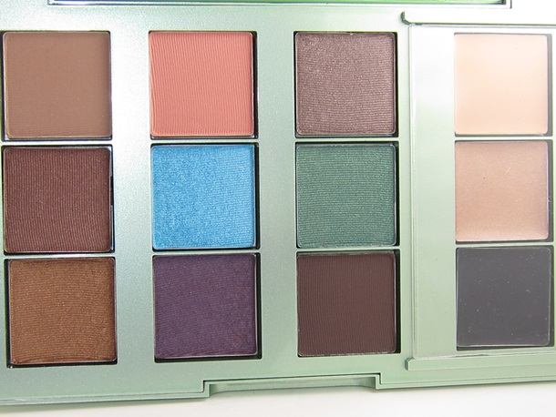 Mally Pro Tricks Eye Shadow Palette 8