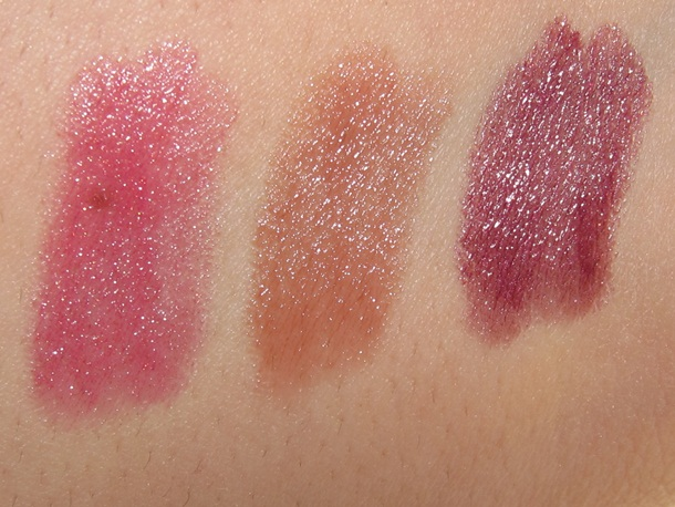 Mark Color Me In Lip Crayon Swatches