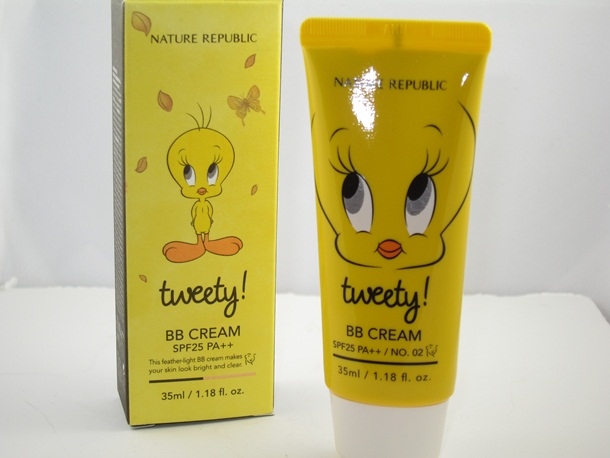 Nature Republic Tweety BB Cream