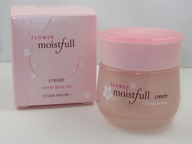 Etude House Moistfull Flower Cream