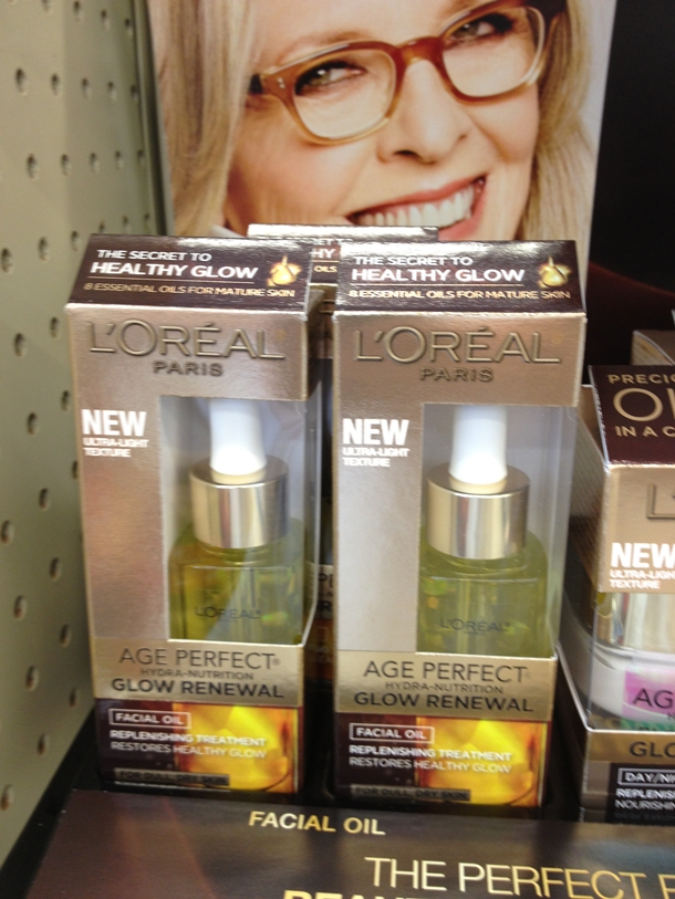 LOreal Age Perfect Glow Renewal Facial Oil