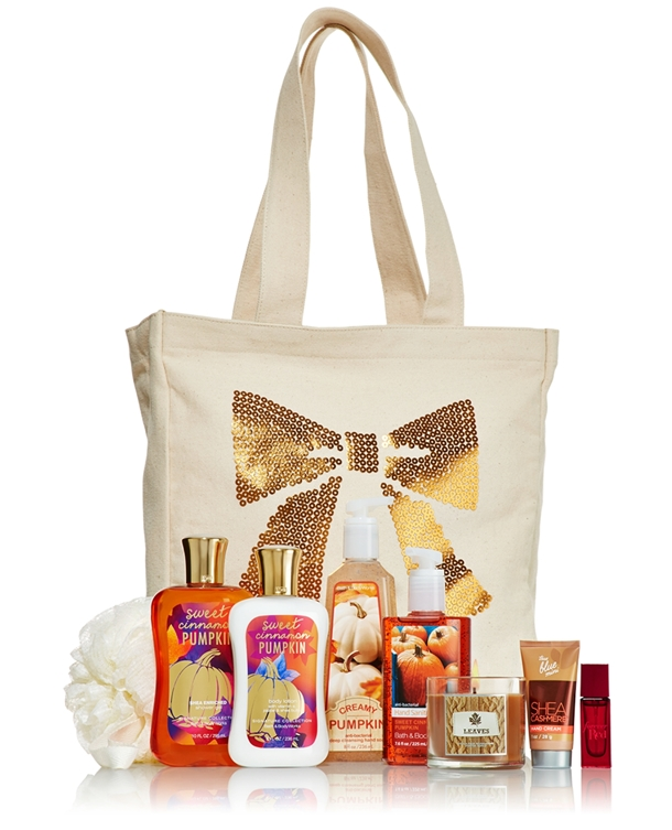 Celebrate Fall Early with the Bath & Body Works Fall 2013 VIP Tote