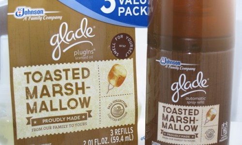 Toasted Marshmallow from Glade for Fall 2013