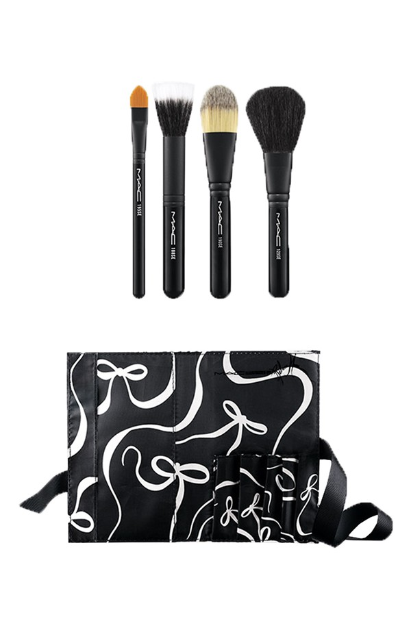 MAC Illustrated Face Brush Kit