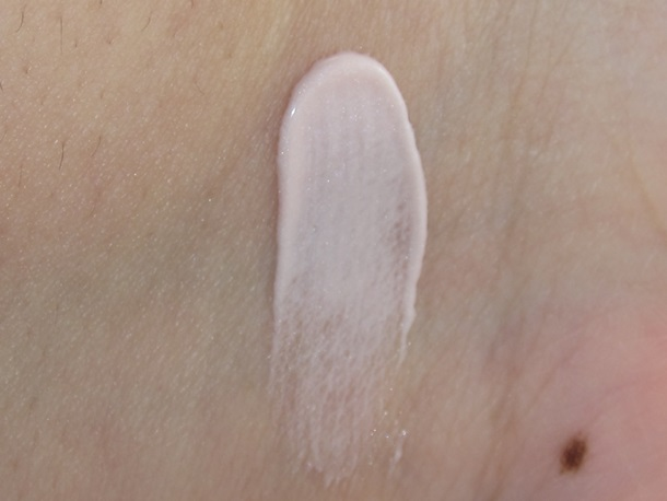 Origins GinZing Refreshing Eye Cream Swatches