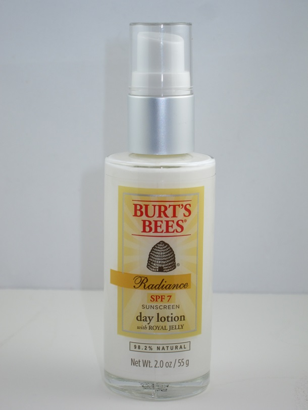 Burts Bees Radiance Day Lotion 3