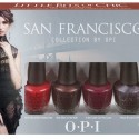 OPI San Francisco Collection for Fall 2013