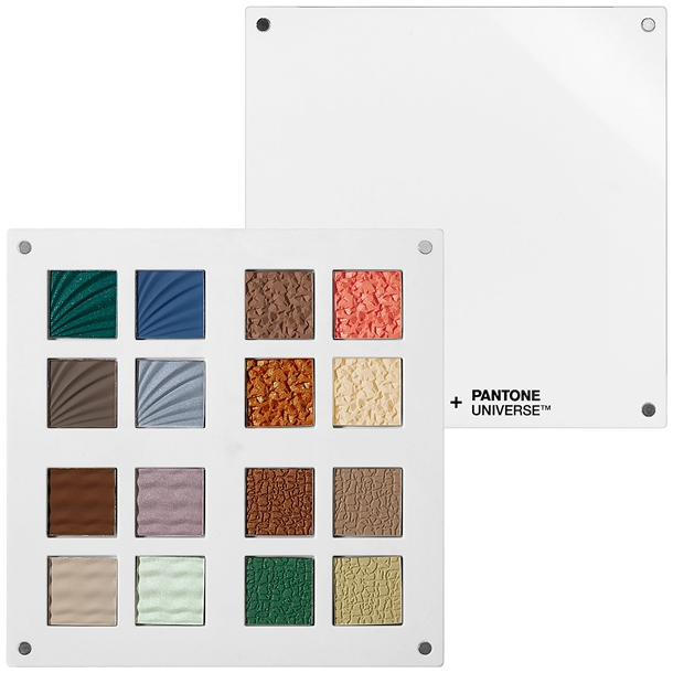 Sephora + Pantone Elemental Energy Eye Shadow Palette for Fall 2013
