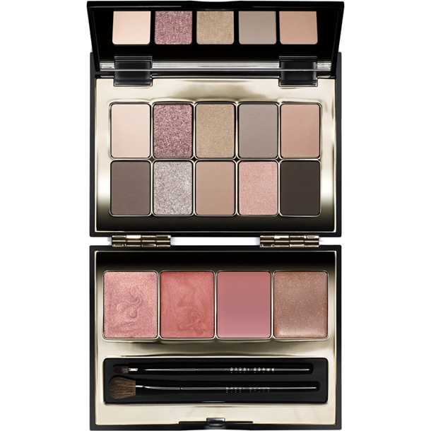 Bobbi Brown Twilight Pink Lip Eye Palette Holiday 2013