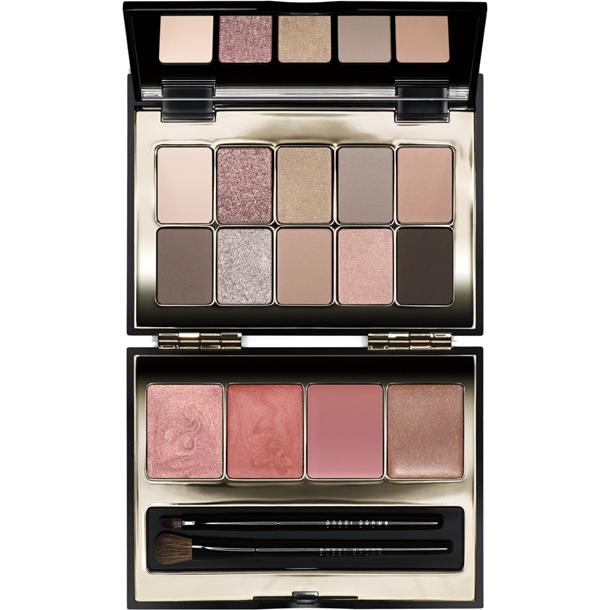 Bobbi Brown Twilight Pink Lip & Eye Palette Holiday 2013