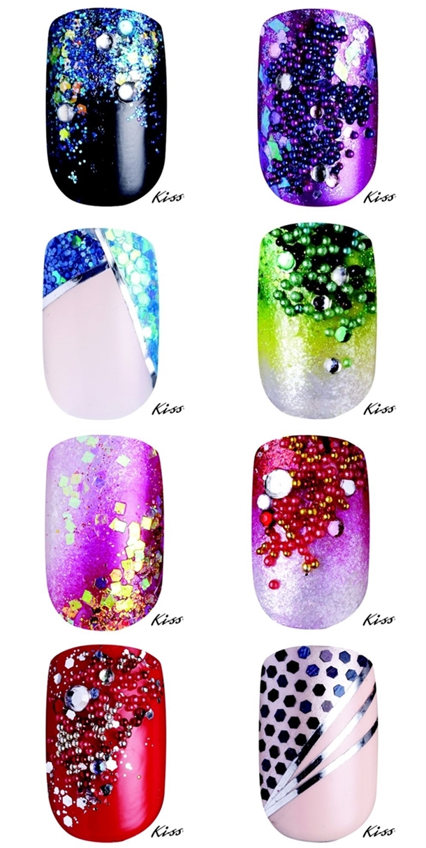 Kiss Disney Villains Set Pro Nail Art