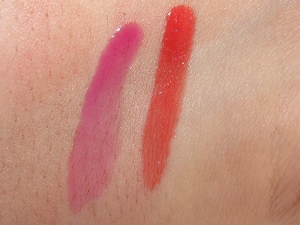 Revlon Super Lustrous Lipgloss Swatches
