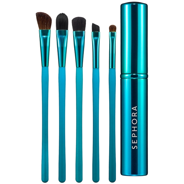 Sephora Look Color In The Eye Brush Capsule