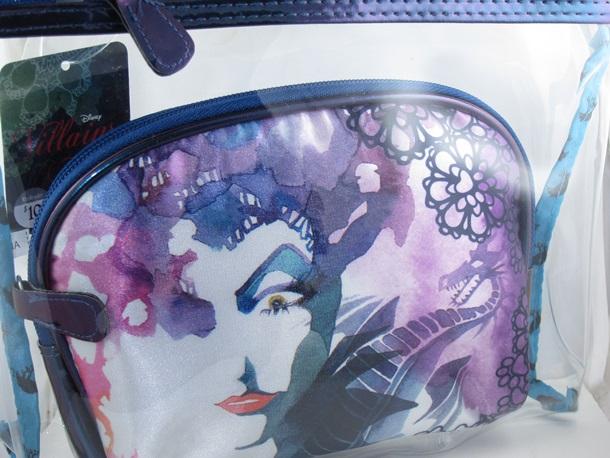 Soho Beauty Disney Villains Makeup Bags2