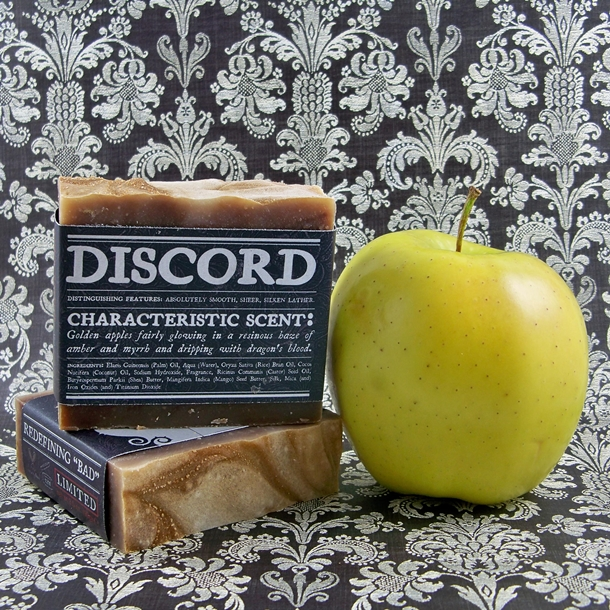 Villainess Discord Soap