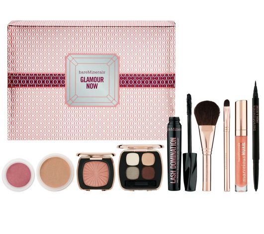 Bare Minerals Glamour Now Collection
