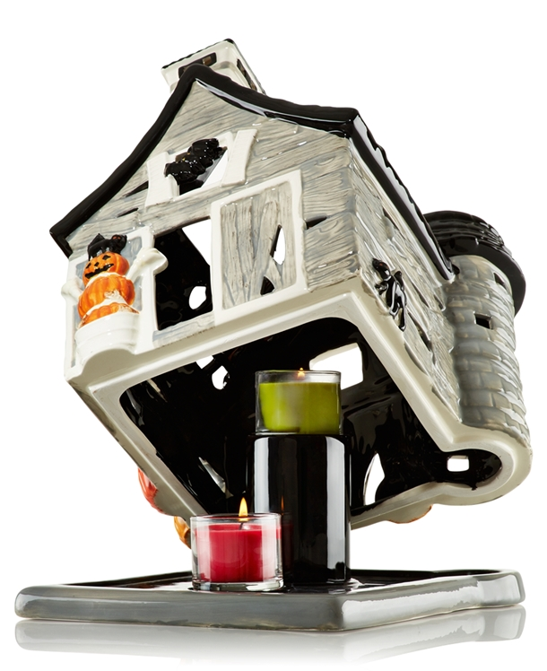 Bath Body Works Haunted Barn Candle Luminary