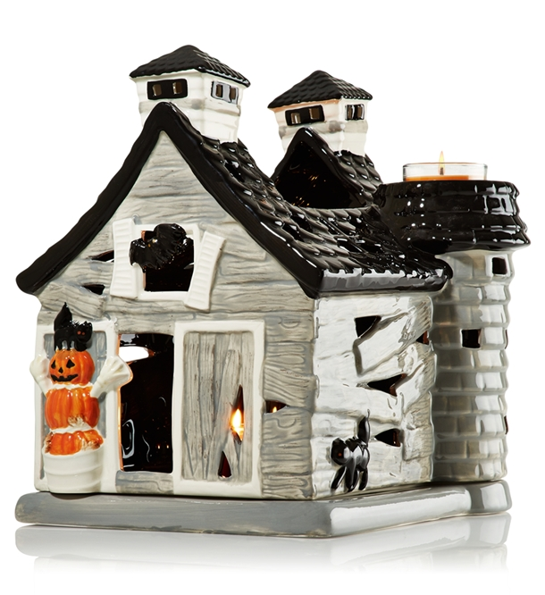 Bath & Body Works Haunted Barn Mini Candle Luminary
