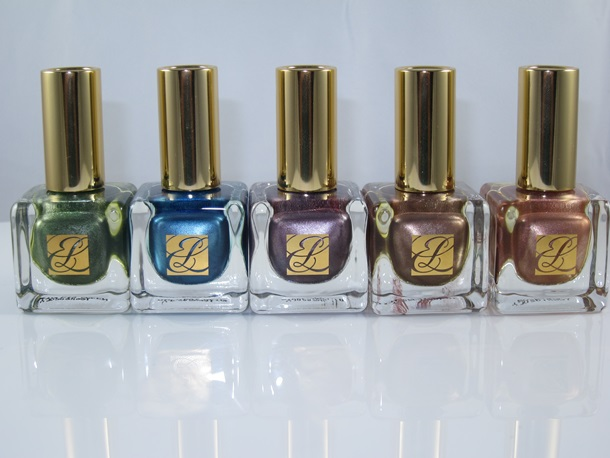 Estee Lauder the Metallics Pure Color Vivid Shine Nail Lacquer