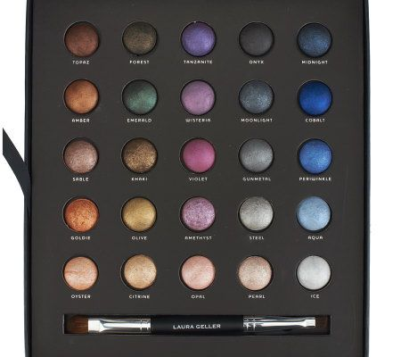 Laura Geller Baked Holiday Eyeshadow