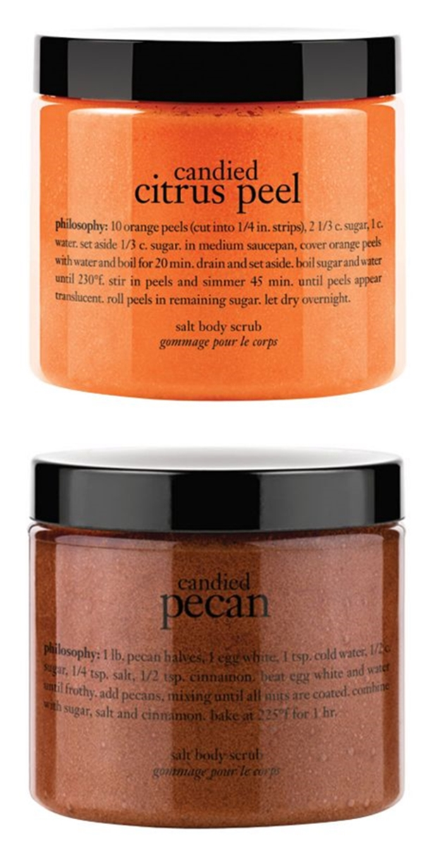Philosophy Candied Pecan and Candied Citrus Body Scrub