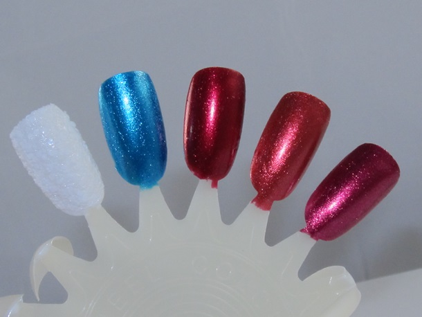 China Glaze HoliGlaze 2013 Nail Polish Collection Review & Swatches