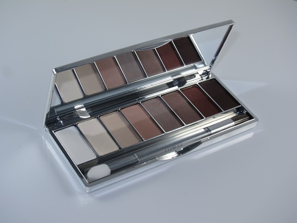 Clinique Naturally Pretty All About Shadow Palette 6
