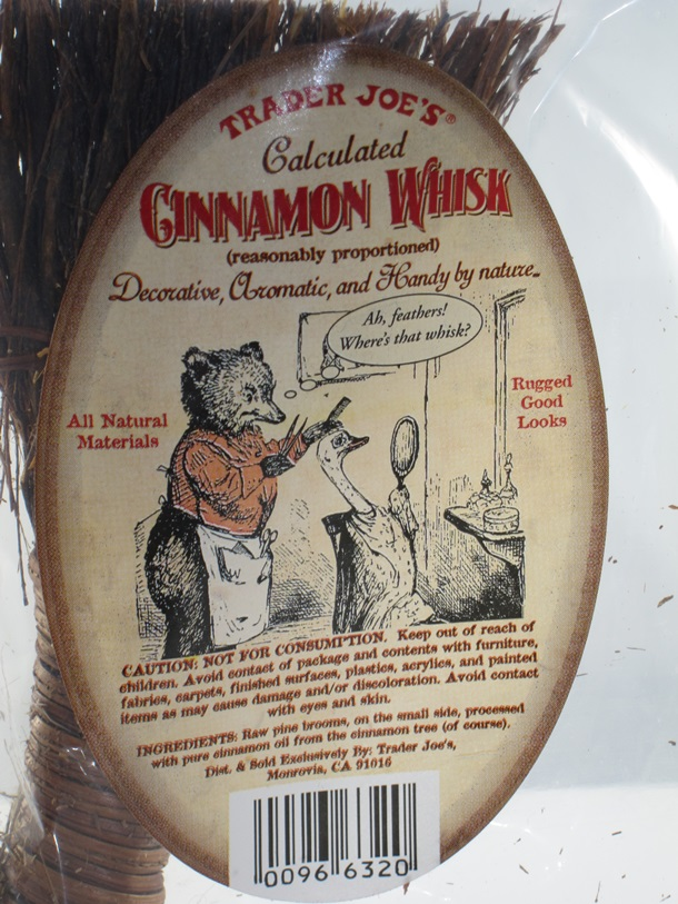 Trader Joe Cinnamon Whisk Review Musings Of A Muse