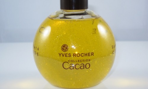 Yves Rocher Cocoa Sparkling Shower Gel Review