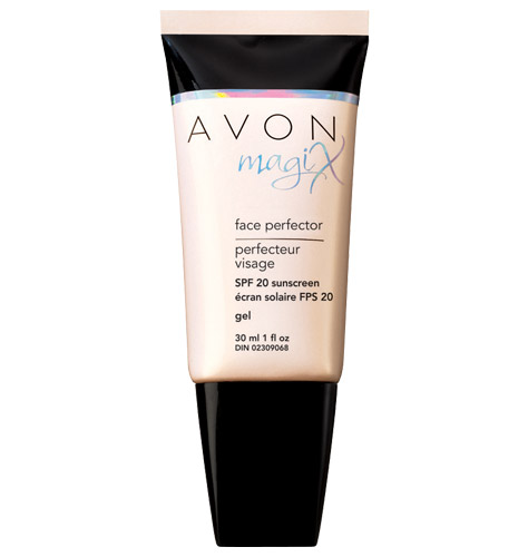 Avon MagiX Face Perfector SPF 20 Relaunched