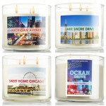 Bath & Body Works City & Travel Candles on Sale for Spring 2014