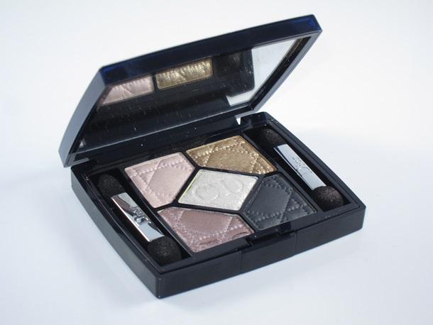 Dior Golden Snow Eyeshadow Palette 3