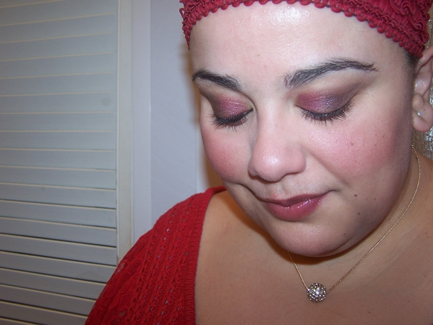 Em Cosmetics Holiday Life Palette New Year's Countdown fotd