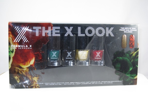 Formula X for Sephora the X Look Set