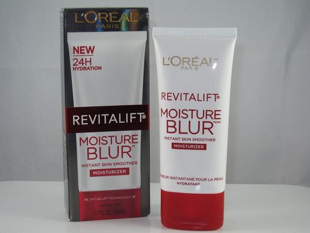 LOreal Revitalift Moisture Blur Instant Skin Smoother Moisturizer