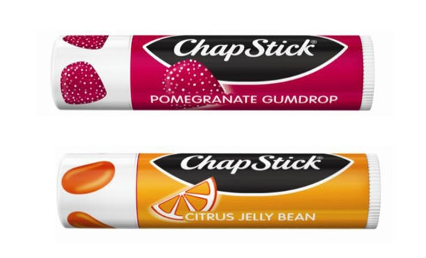 Chapstick Spring 2014 Flavors