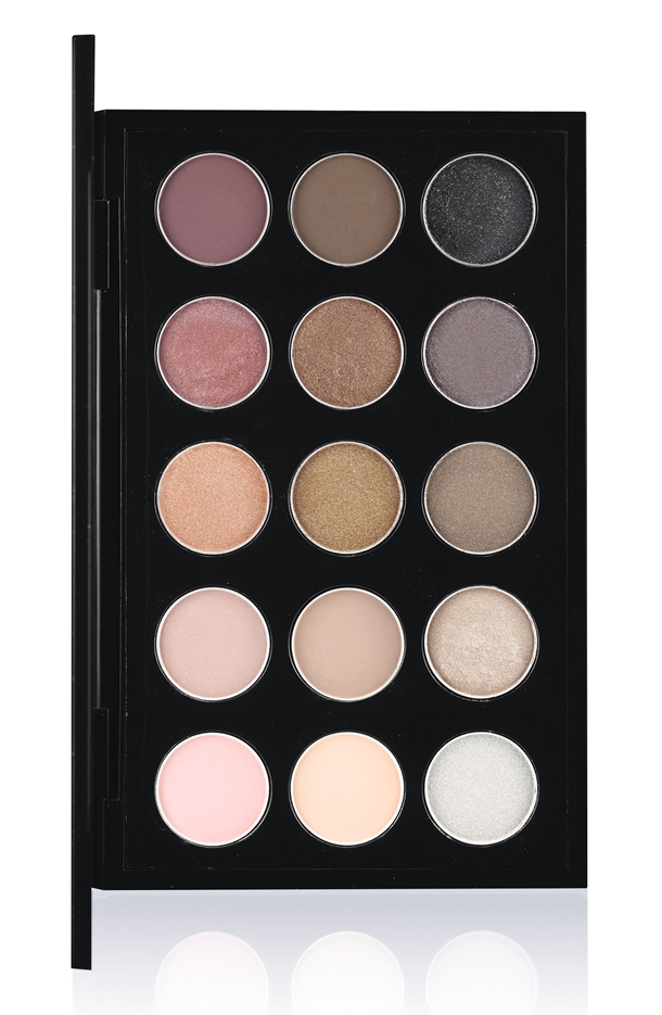 MAC Cool Neutral Eyeshadow X 15
