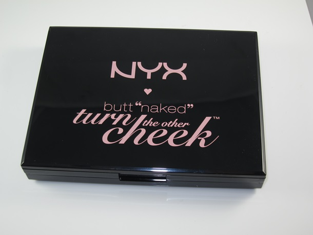 NYX Butt Naked Turn the Other Cheek Palette1