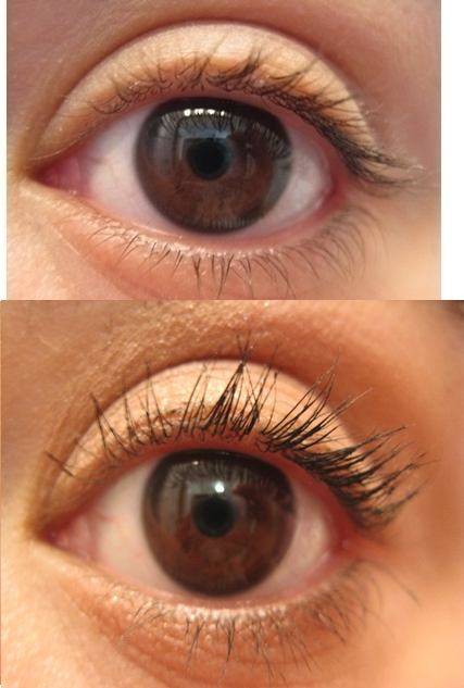 Physicians Formula Natural Origin CC Mascara fotd