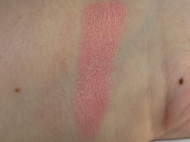MAC Petal Power Blush swatches