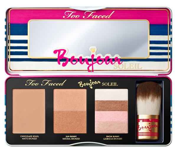 Too Faced Bonjour Soleil Summer Bronzing Wardrobe