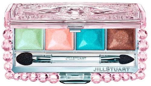 Jill Stuart  Sapphire Breeze Jewel Crystal Eyes N